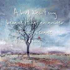 Cardinals Perch Zen Quotes On Wall Art Anglund