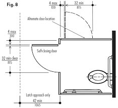 Superb Standard Toilet Size Standard Toilet Stall Door Width Standard Bathroom  Stall Size Minimum ...