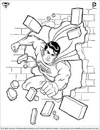 See more ideas about superman coloring pages, coloring pages, superhero coloring. Superman Coloring Sheet Coloring Library