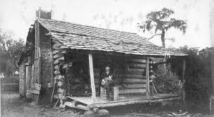 Ellaville  Ghost TownFlorida Cracker Houses