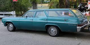 File:1966 Chevrolet Bel Air V8 Wagon rear left.jpg - Wikimedia Commons