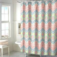 salmon colored shower curtain blue c shower curtain navy throughout salmon colored designs salmon colored shower
