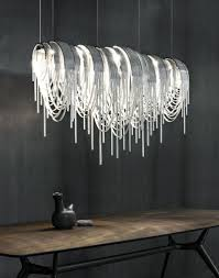 contemporary chandeliers that make a statement  contemporist