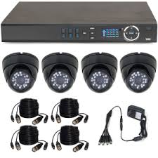 complete-4-channel-ultimate-mini-dvr-security-camera- Setting Up The Cameras For Your House Alarm System | Home Security
