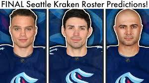 FINAL Seattle Kraken Expansion Draft ...