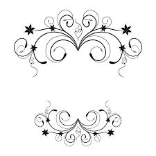 Clipart Design Floral Design Clipart