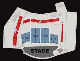Wheeling Island Showroom Seating Chart Valley Forge Casino Seating Chart Bell Centre Surrey Seating