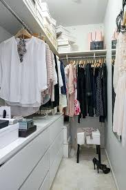 organize small walk in closet ideas images ikea pax