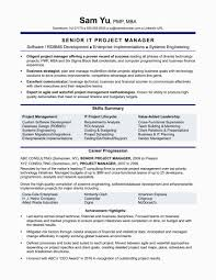 It Project Manager Job Description Software Project Manager Job Description Sample Experienced It 19