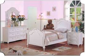 ... Little Girl Bedroom Furniture White Digs Bed ...
