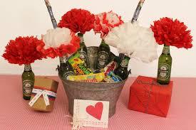 diy man bouquet for valentine s day