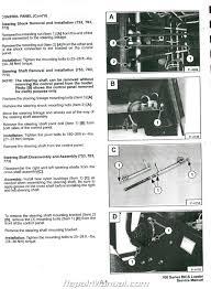similiar bobcat parts list keywords bobcat 751 753 763 773 includes h series for 753 service manual