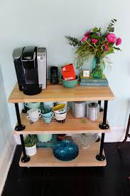 office coffee cart. Office Coffee Cart. Diy Cart Tutorial S
