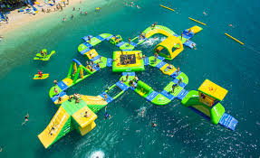 bay gardens resorts st lucia makes a splash this summer with the caribbean s newest water park attraction