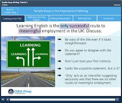 online english essay writing course presentations