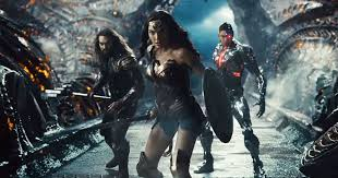 Justice league is not a film. Movie Review The Snyder Cut Of Justice League On Hbo Max