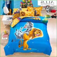 100 cotton toddler bedding fresh cotton cartoon bedding sets madagascartoy story bed sheet