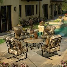 identify quality wrought iron furniture