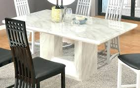 marble kitchen table set dining room table ideas garage graceful marble kitchen table dining black