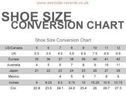 Size 1 Girl Shoes Chart Nike Girls Shoes Size Chart Eastside Records Co Uk