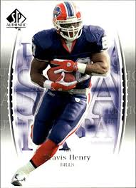 2003 SP Authentic #45 Travis Henry at Amazon's Sports Collectibles Store