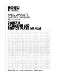 e z go� golf cart charger manuals shop ezgo com powerwise 2 charger parts at Powerwise 2 Charger Schematic