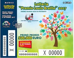 Lotteria Nazionale Louis Braille 2017 – U.I.C.I. La Spezia ...