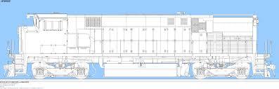 Drawings Site Scale Train Drawings