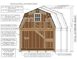 12x20 2 story shed plans free shed