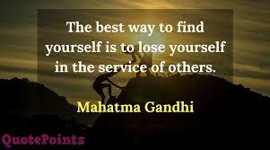 Community Service Quotes