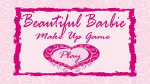 beautiful barbie make up game all free games developer 31