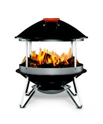 weber outdoor woodburning fireplace lee s barbeque grill center