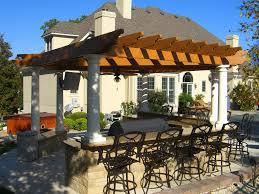 Arbors Direct Fiberglass Fireplace and Kitchen Pergola-CUSTOM - Perfect  Arbors - 1 ...