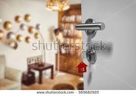 Alluring Door Knob Front View with Doorknob Stock Images Royalty