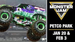Monster Jam At Petco Park Mlb Com