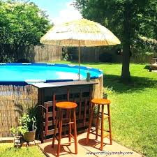 above ground pools decorating ideas. Simple Above Above Ground Pool Decks Ideas Deck On A Budget  For Above Ground Pools Decorating Ideas R