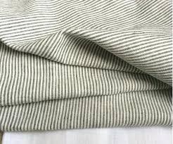 ticking stripe bedspread bedding grey white duvet cover set twin size pinstripe du