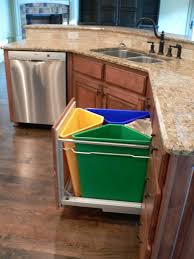 Kitchen Recycling Center Kitchen Recycling System For The Home Pinterest Recycling