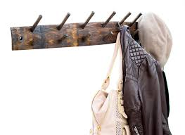Wine Barrel Stave Coat Rack Barrel Stave Coat Rack O'Floinn Decor 86