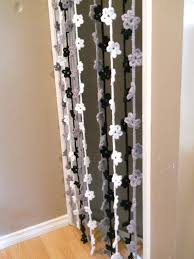 cute crochet curtains pattern for your windows small home ideas