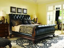 Leather Bedroom Furniture Leather Bedroom Set