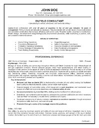 sample excellent resume template resume sample information sample resume example resume template excellent for oilfield consultant professional experience sample excellent