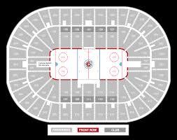 Old Nassau Coliseum Seating Chart U S Bank Arena Cyclones At Rush