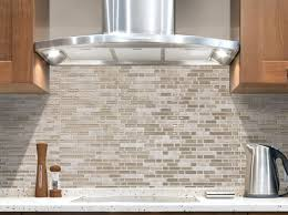 Stick On Backsplash For Kitchen Inspiration Kitchen Only Smart Tiles