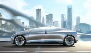 The Mercedes-Benz F 015 Luxury in Motion. - Mercedes-Benz