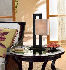 floating square table lamp photo 3