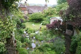 cottage garden design.  Garden Informal Design To Cottage Garden A