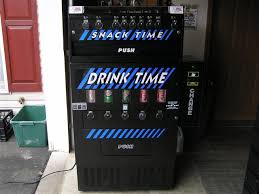 Drink Time Vending Machine Best Snack Attack Vending Vending Machine Parts Sales Service FREE