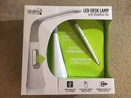 Ultrabrite Led Desk Lamp Simple Ultrabrite Led Desk Lamp Cool Ultrabrite Desk Lamp With Fan