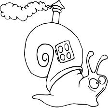 Dessiner Hugo L Escargot Dessins De Coloriage Escargot Imprimer L